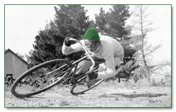 Vintage CycloCross in Oregon